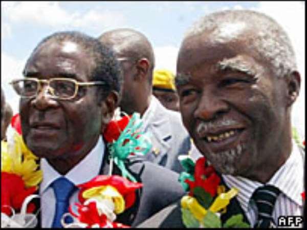 Mbeki's quiet diplomacy has yielded few results